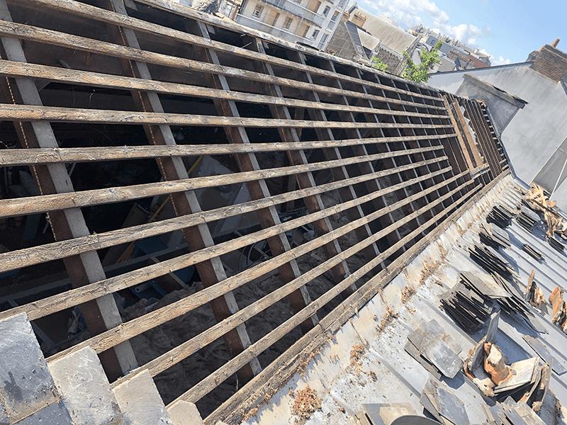 Le Petit Artisan du Coin - Réparation toiture ardoise